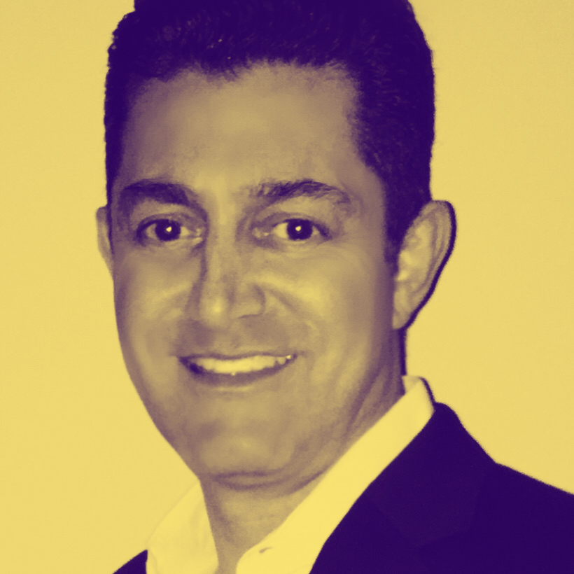 Reza Hariri -Chief Revenue Officer - LinkedIn