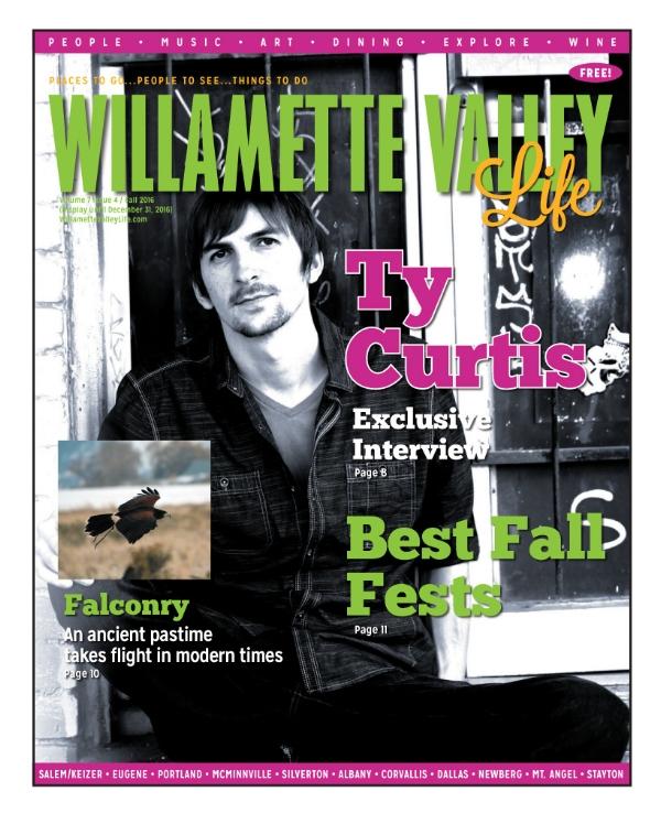 Willamette Valley Life Magazine