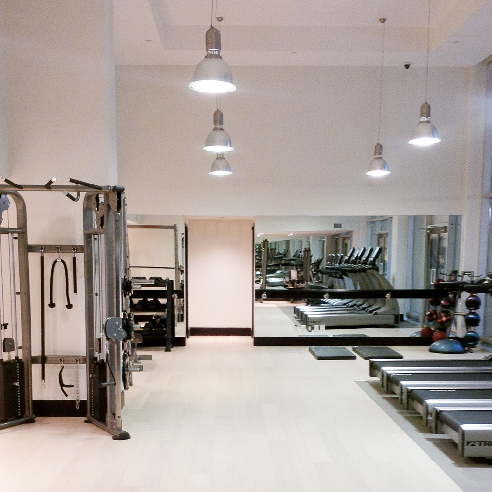 TORONTO CONDOMINIUM FITNESS AMENITY RENOVATION