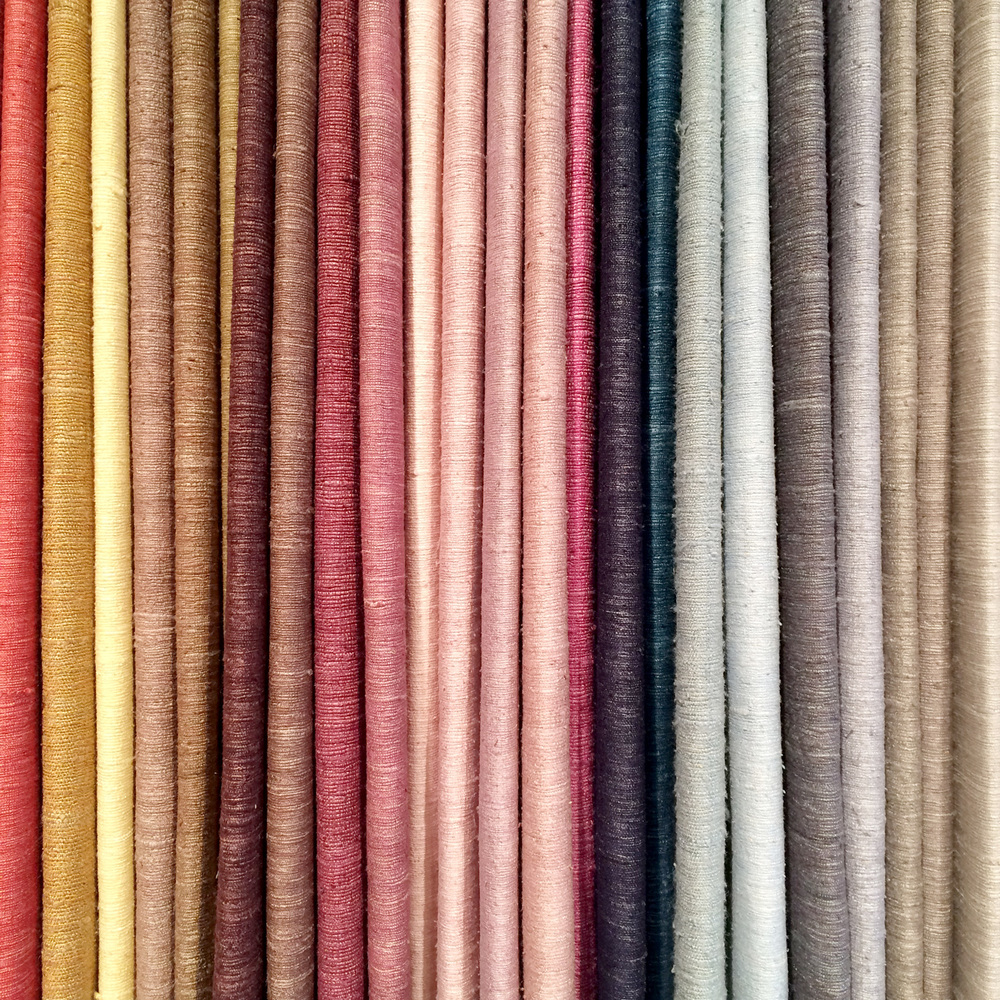 Rainbow of Silks