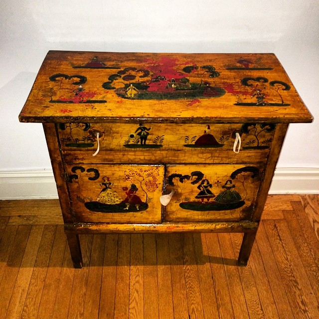 A pleasure to restore this couple hundred year old Mexican chest #furniture #elledecor #luxuryfurniture #luxe #highend #livingroom #bedroom #mansion #architecturaldigest #newhouse #fashion #interior #interiordesign #decor #interiordesigner #home #architecture #mexicanart #mexicanhistory