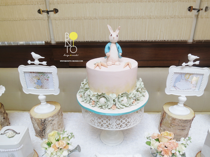 The Tale of Peter Rabbit made one of the cutest Baby Shower Themes. We couldn't have been happier to work at one of my favorites spots in NYC, Stanton Social. Great space combined with a beautiful Color Palette for baby Harley Emma was perfect.