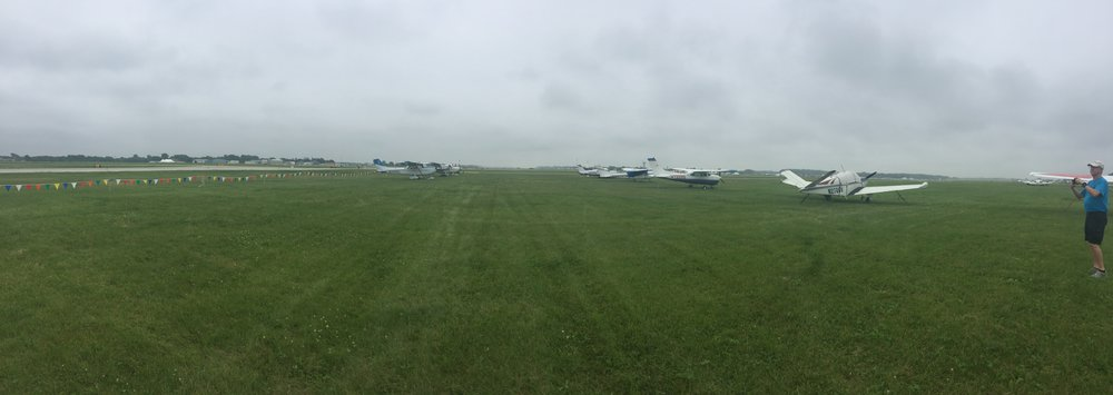 IFR Arrival to KOSH