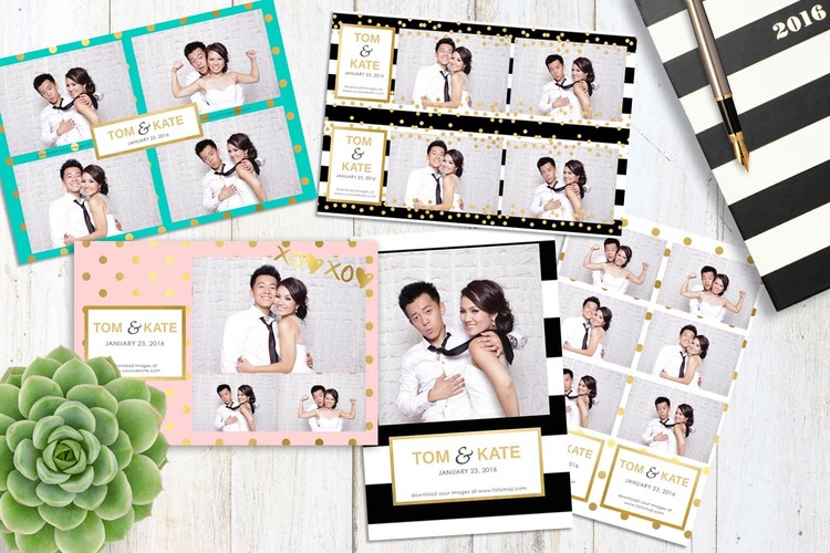 KS - Inspired Template Collection — Calgary Photo Booth | FOTOMOJI ...