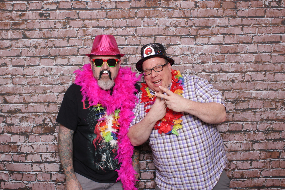Calgary Photo Booth - Birthday 3
