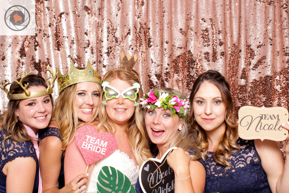 Bridesmaids and Photobooths