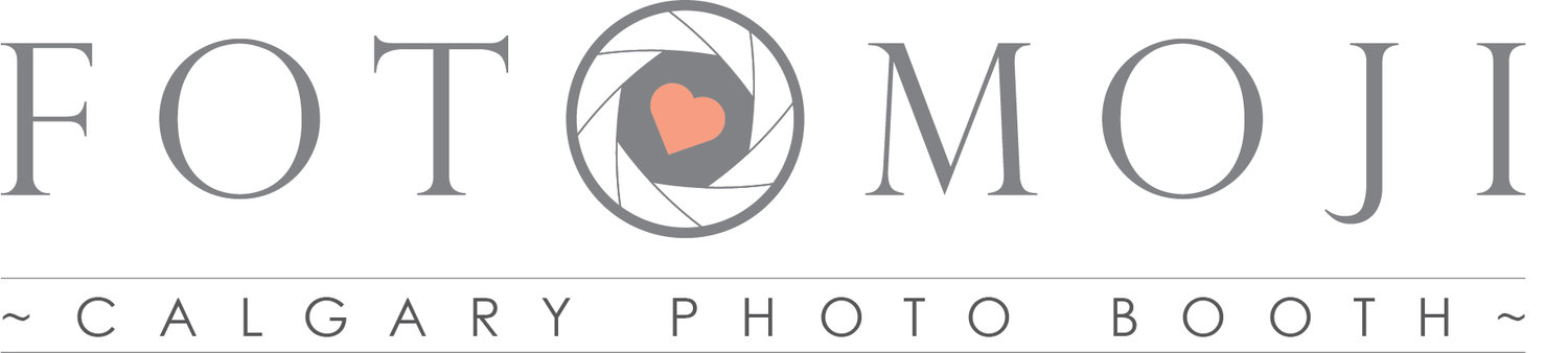 Calgary Photo Booth Rental | FOTOMOJI Booth Co.
