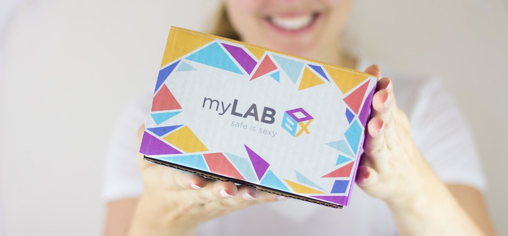 How cute is this box? Image source: myLAB Box