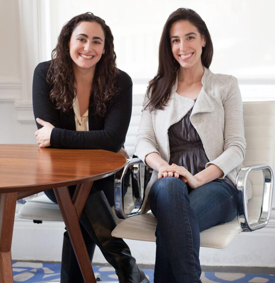 LOLA Founders, Jordana Kier and Alexandra Friedman. Source: LOLA
