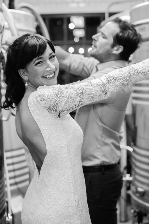 Creative wedding photos