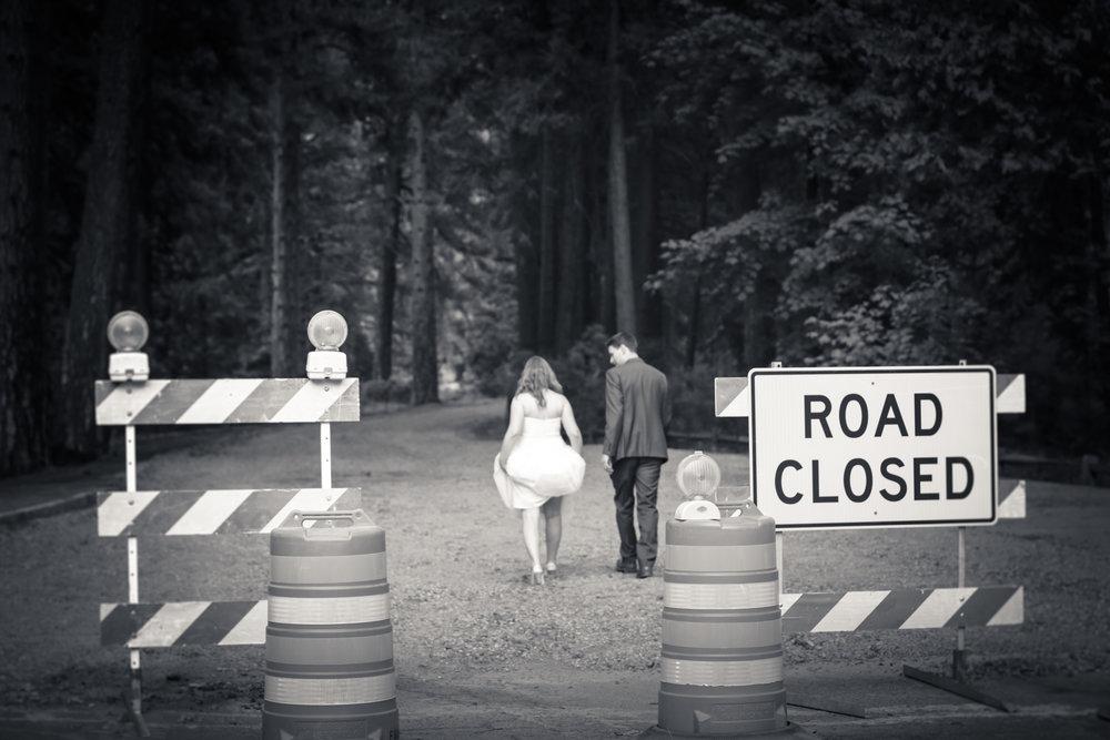 Yosemite wedding photos
