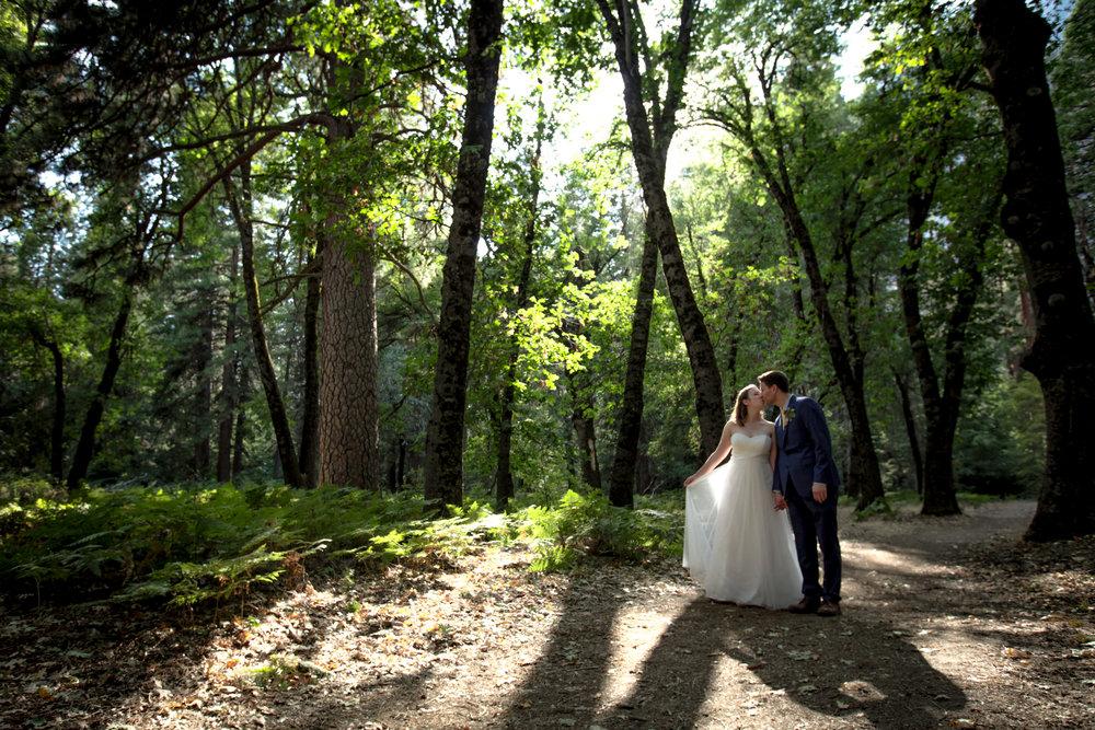 Yosemite Romantic Photos