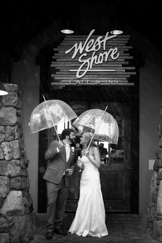 West Shore Wedding Photo
