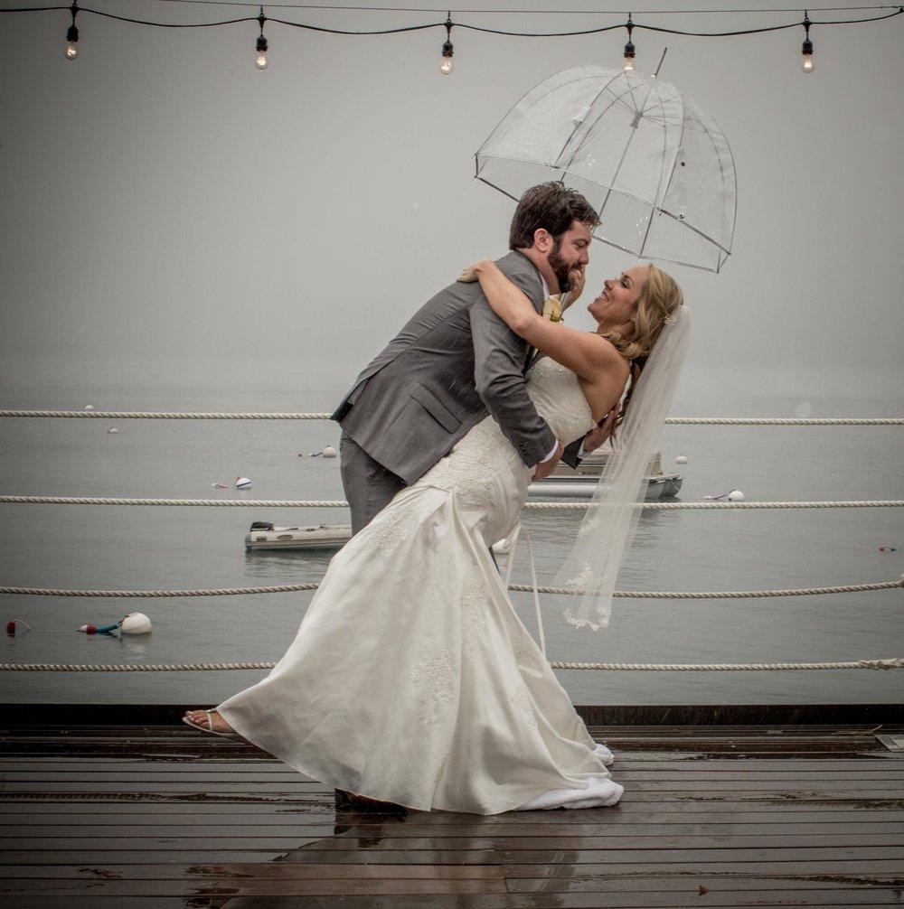 Tahoe wedding winter