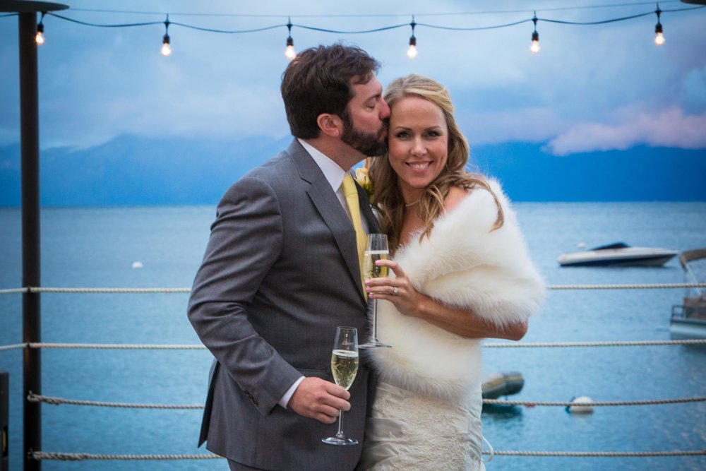 Tahoe Wedding Photos