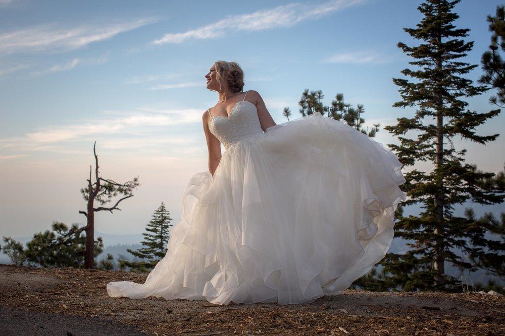 Tahoe Bride