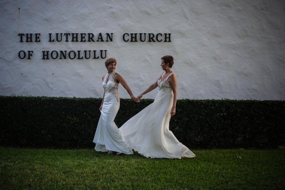 Honolulu Gay Wedding