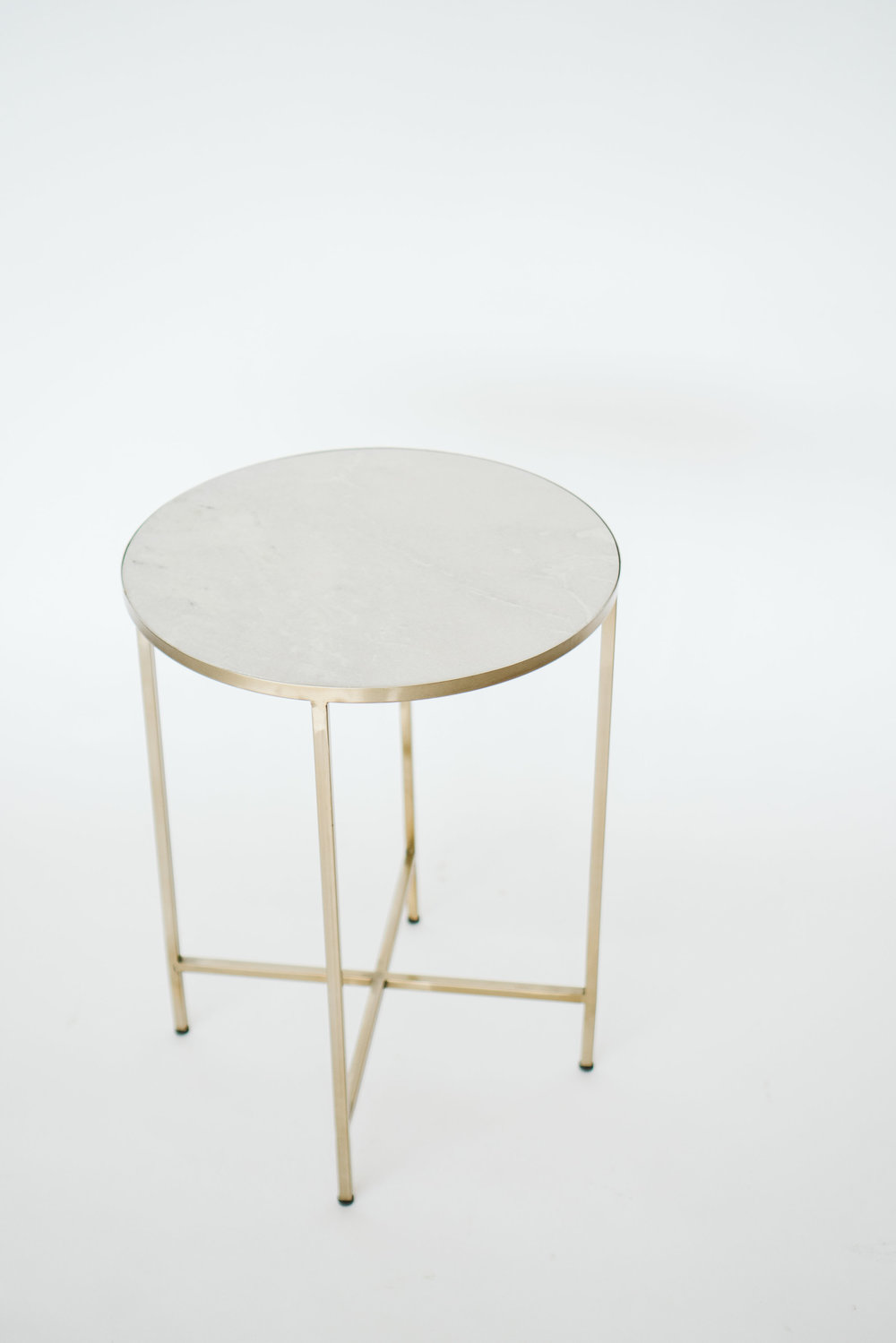 PIPER MARBLE ACCENT TABLE