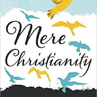 We will be discussing Mere Christianity tonight at 6:30!  Don't miss it!