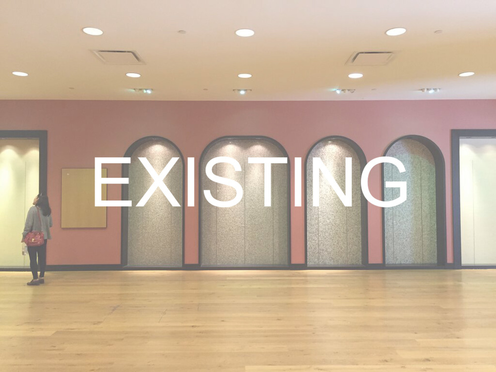 Existing space