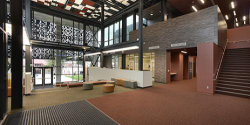 Workday Student Center  San Ramon, CA  Steinberg Architects