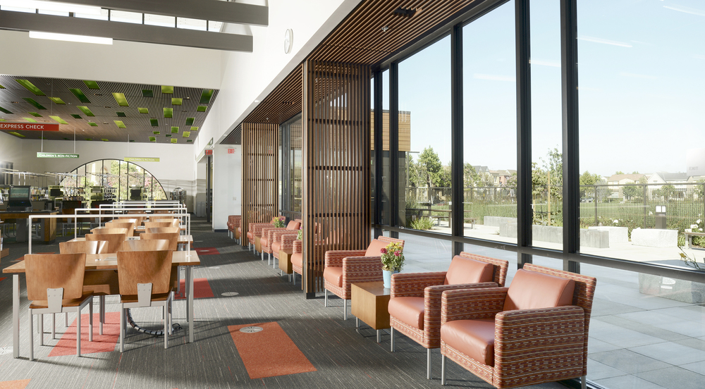 Northside Branch Library  Santa Clara, CA  Steinberg Architects