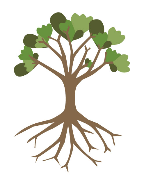 tell 'em tree leaves love
