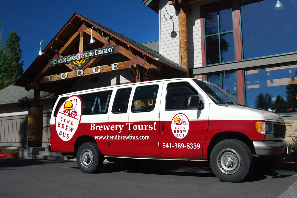 The Bend Brew Bus