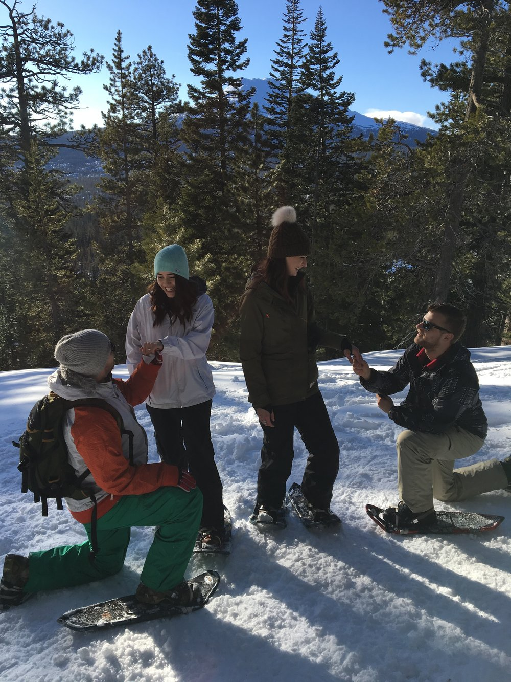 Proposals in Bend Oregon