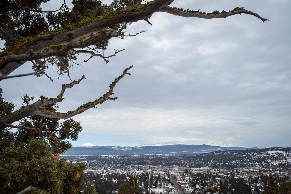 Hike to Pilot Butte