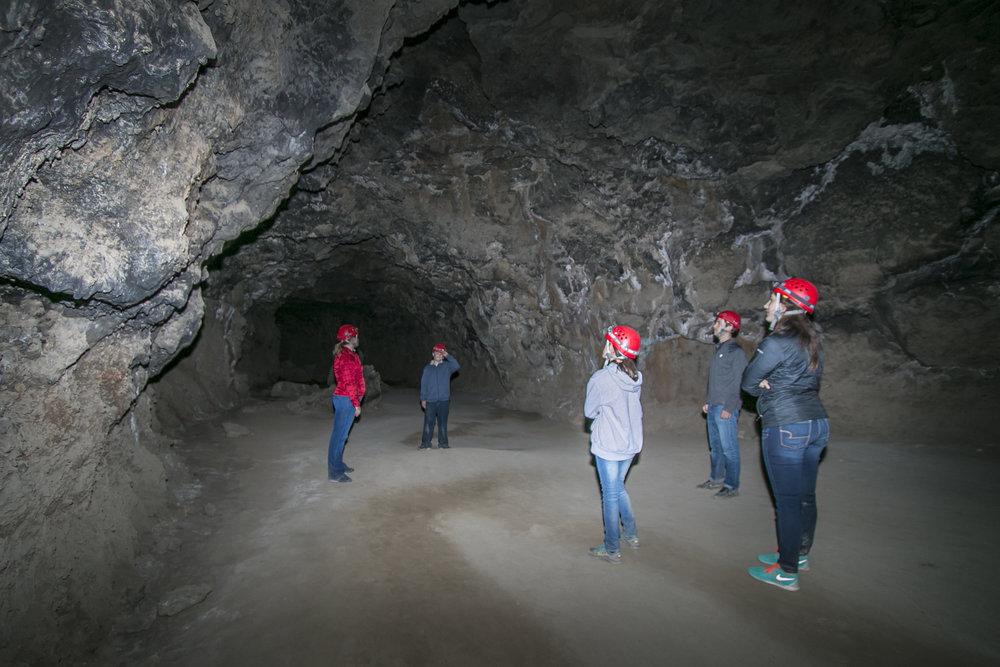 Cave Tour Bend Oregon