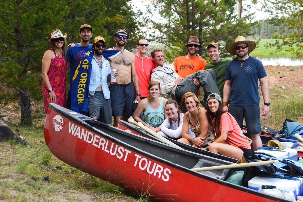 Wanderlust Staff 2017