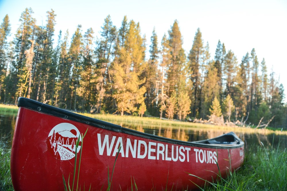 Oregon Canoe Tours