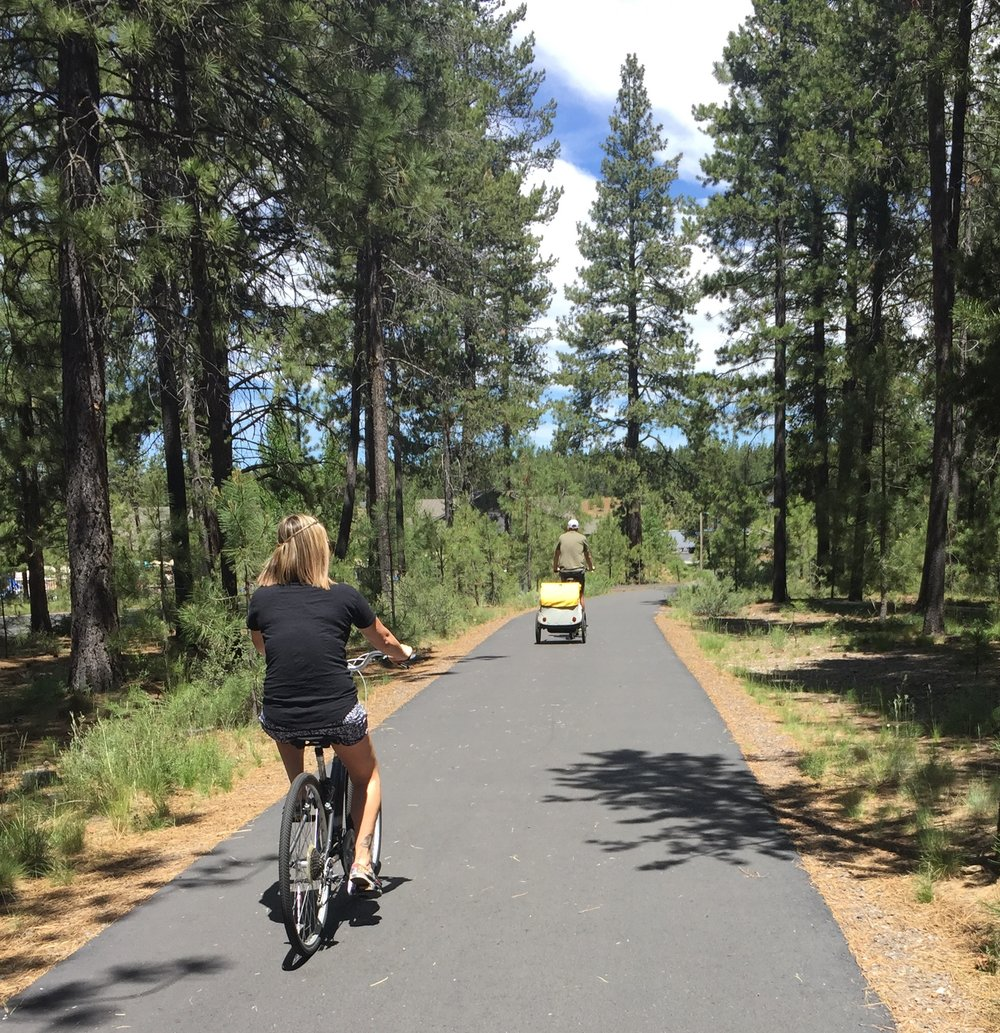 Bike Rentals at Sunriver