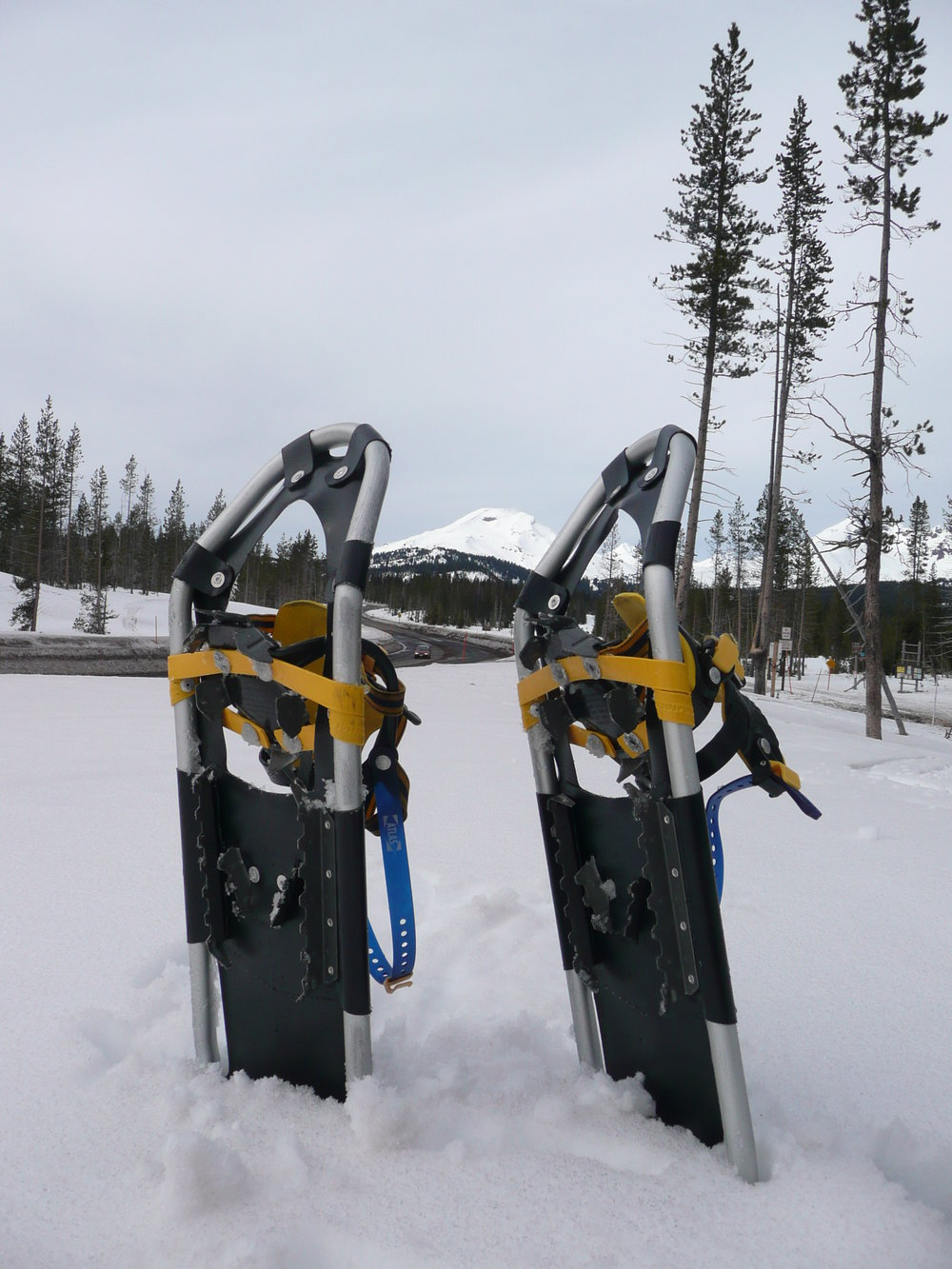 Snowshoe Tours at Wanderlust