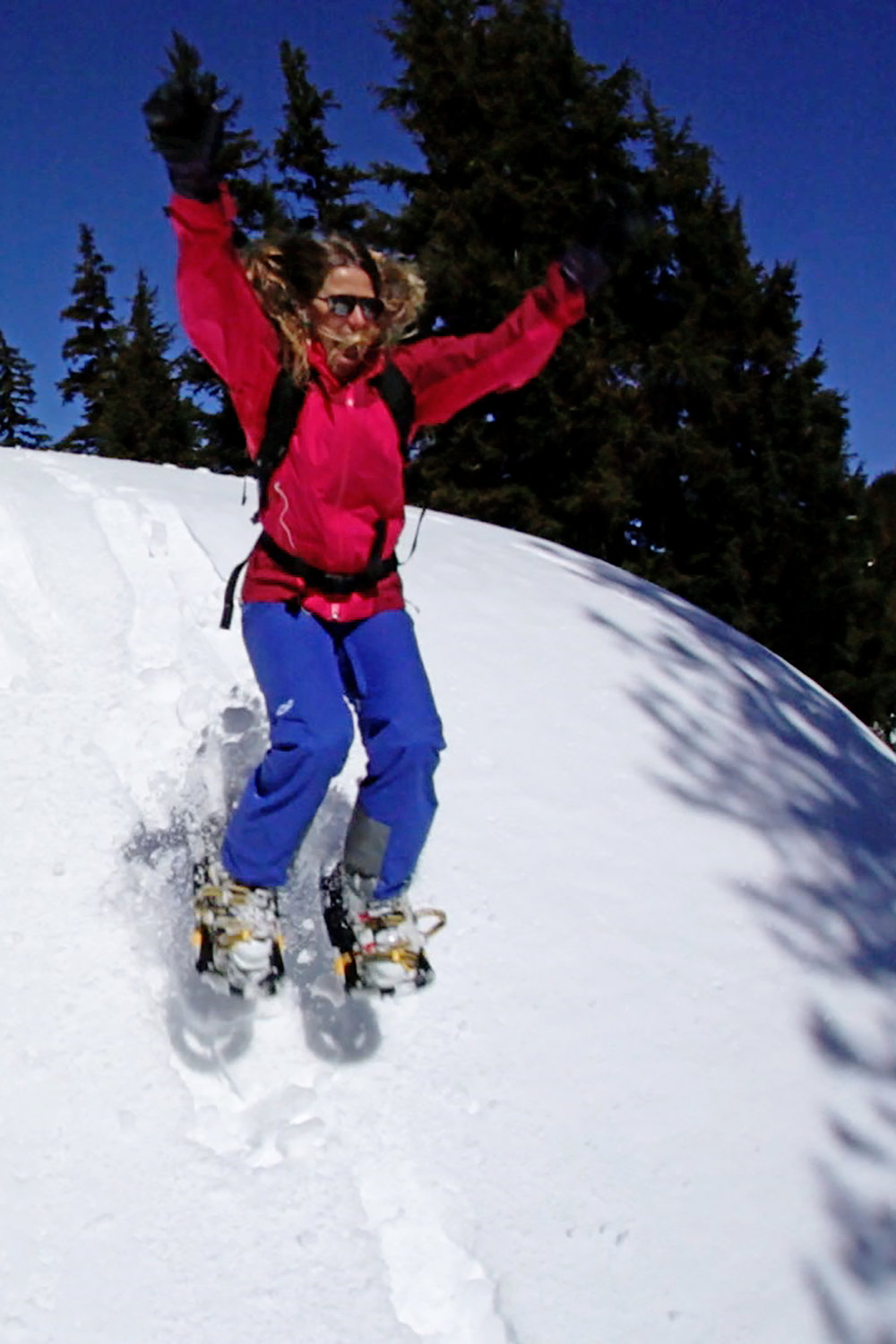 Snowshoe tours in Bend, OR