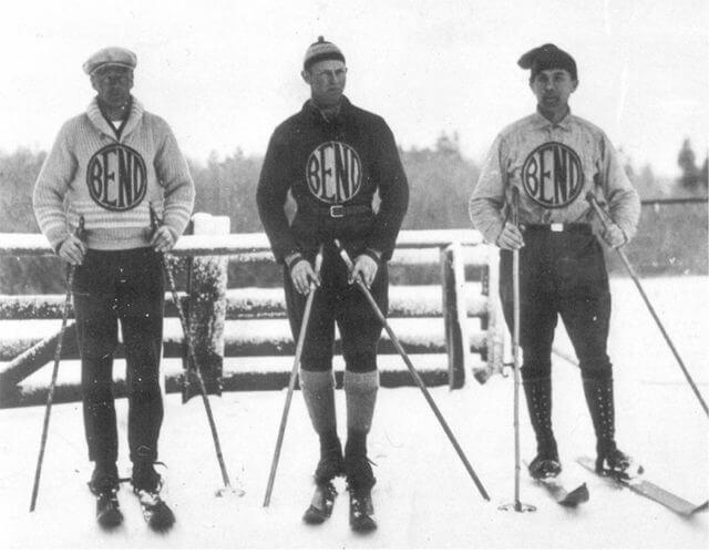 Photo courtesy of the Deschutes Historical Society