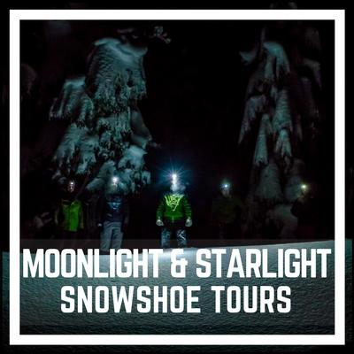 Night-Snowshoe-Tour-Bend-Oregon