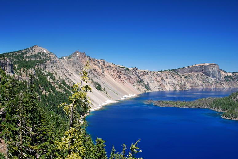 Crater-Lake-Caldera-Oregon