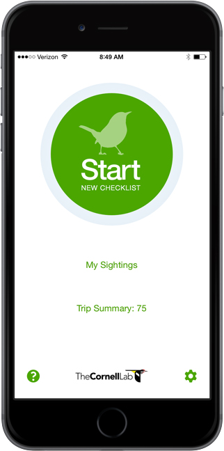 ebird-application