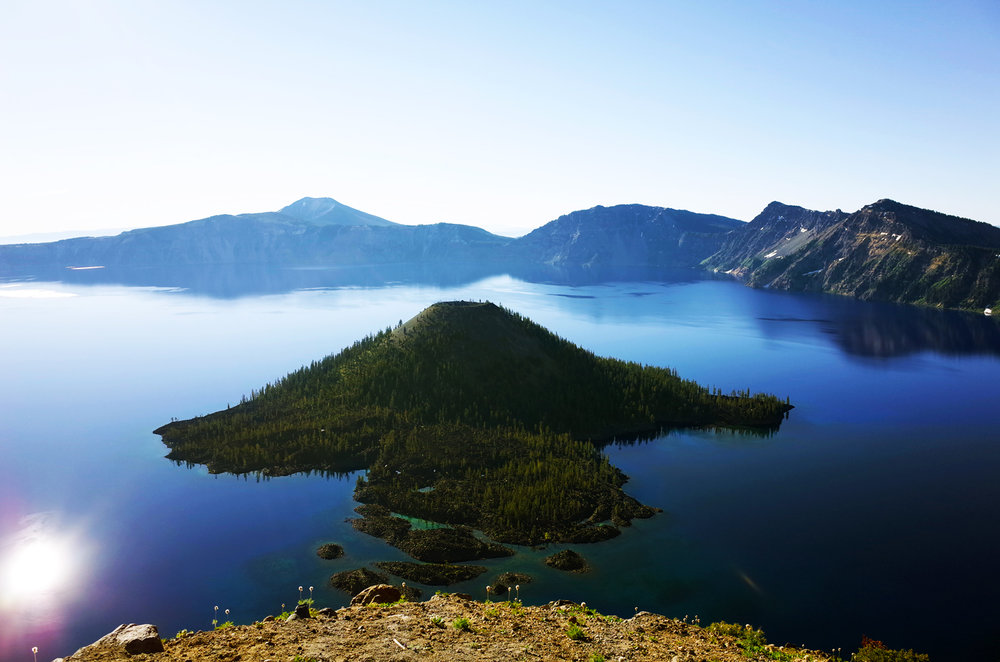 We love leading our special event tours from our office in Bend, Oregon! We especially love heading out to  Crater Lake : Oregon's National Park!