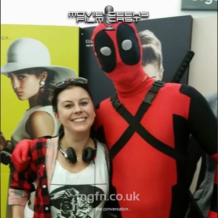 Mgfn's own Bex is at Comic Con now! Check her out here with #Deadpool #LFCC2015 MGFN.co.uk Other things we're into that you can expect to find here: #Avengers #batman #empirestrikesback #Movies #gameofthrones #posters #thewalkingdead #Marvel #starwars #ghostbusters #dc #comics #warnerbrothers #StarTrek #HarryPotter #Superheroes #disney #GuardiansOfTheGalaxy #lucasfilm #thewalkingdeaduk #amc #transformers #amazingspiderman #Joker #alien #Daredevil #XMen #FantasticFour