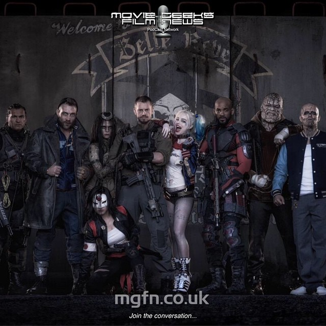 Holy crap this is looking cool! #suicidesquad MGFN.co.uk Other things we're into that you can expect to find here: #Avengers #batman #empirestrikesback #Movies #gameofthrones #posters #thewalkingdead #Marvel #starwars #ghostbusters #dc #comics #warnerbrothers #StarTrek #horror #HarryPotter #Superheroes #disney #GuardiansOfTheGalaxy #lucasfilm #thewalkingdeaduk #amc #transformers #amazingspiderman #Joker #alien #Daredevil #XMen #FantasticFour
