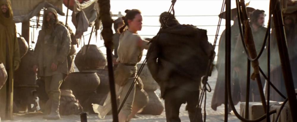 Rey vs Thug...