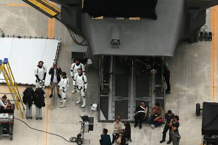 Plenty of Stormtroopers! See, I have proof...