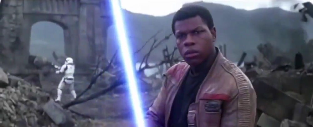 More awesome Finn footage in TV Spot#7