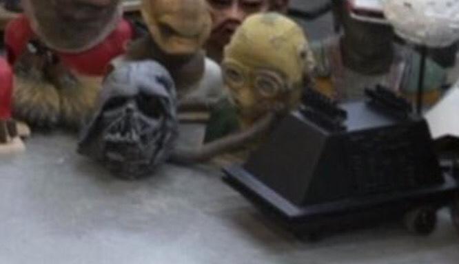 A mouse droid
