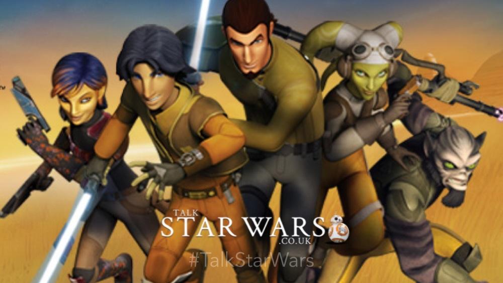 Star Wars Rebels in live action?