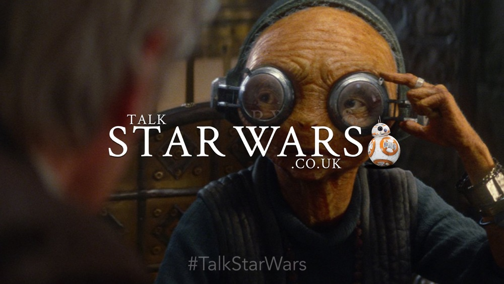 Talk Star Wars Maz