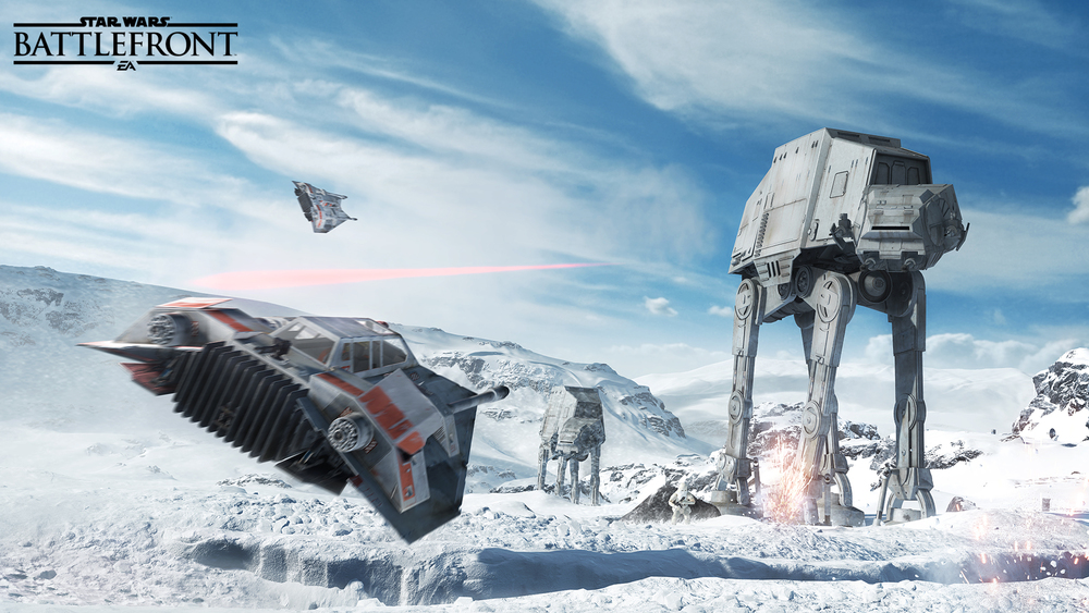Star Wars Battlefront coming to VR